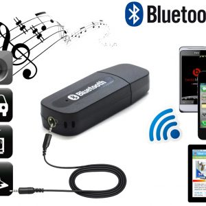 USB Bluetooth + Audio