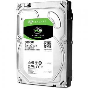 HDD Seagate Barracuda 500GB Sata 3