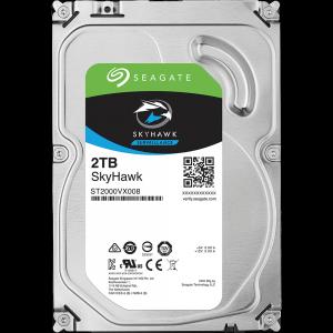 Seagate Skyhawk 2TB 3.5