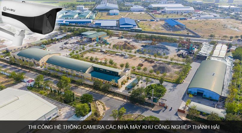 Camera khu cong nghiep Thanh Hai