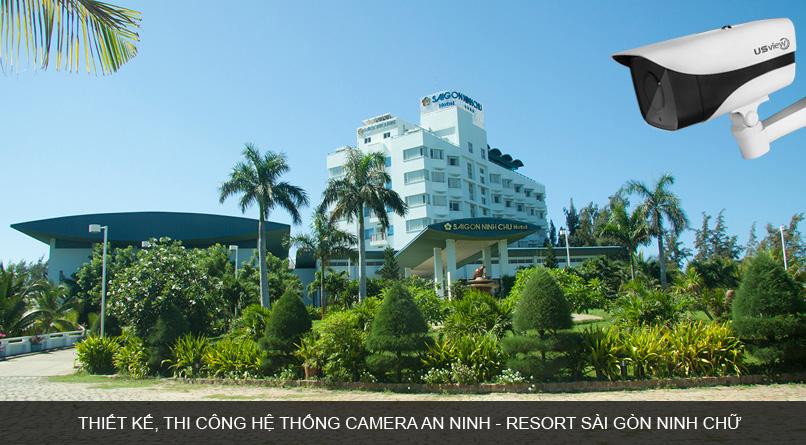 Camera an ninh Sai Gon Ninh Chu